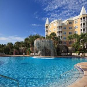 Hilton Grand Vacations at SeaWorld in Orlando