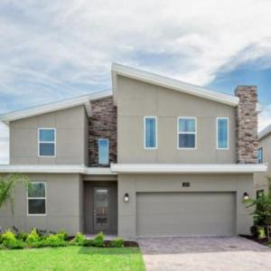 Luxury 9 Bedroom Villa on Champions Gate Resort Orlando Villa 3154 in Kissimmee